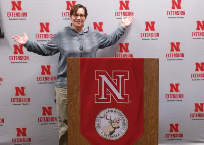 UNL Extension Backdrop