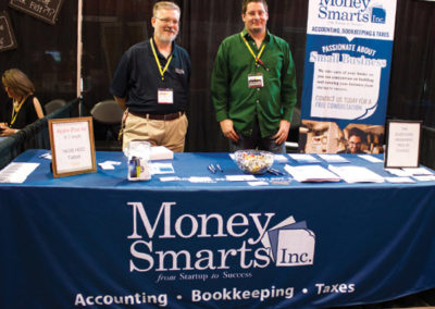 Money Smarts Table Cover
