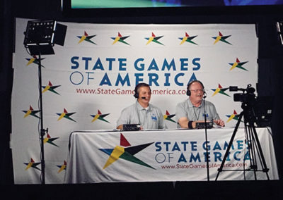 State Games Table Cover